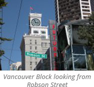 Downtown Vancouver massage therapy clinic or physiotherapy