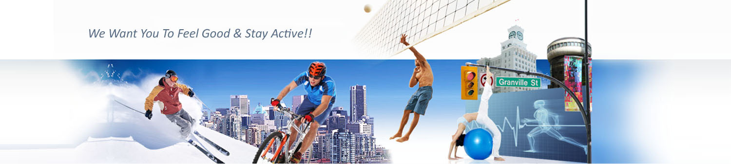 sport physio in downtown vancouver